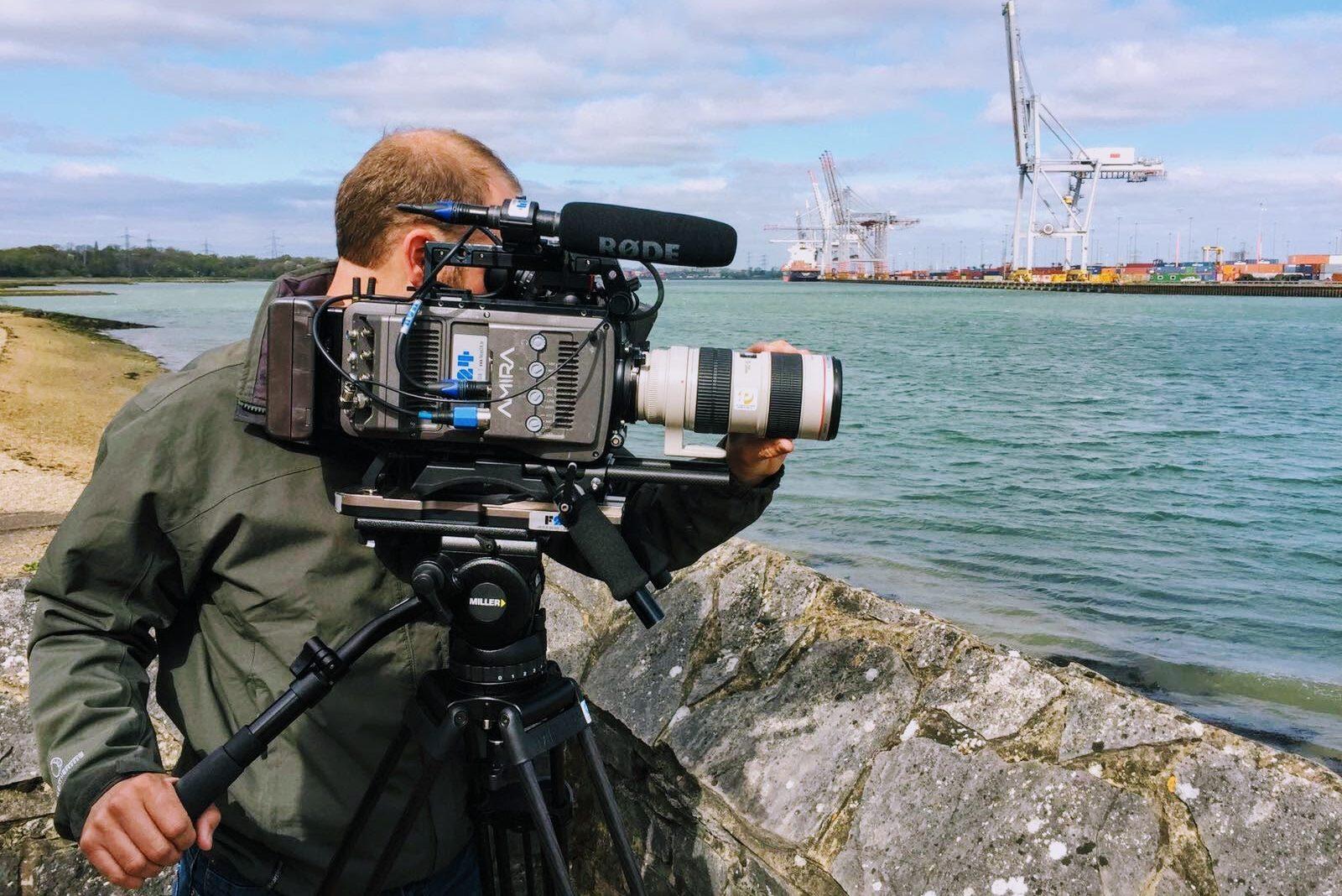 Richard Reed Cameraman Arri