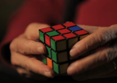 BBC Witness-Rubik Cube