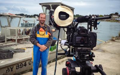 Booking a UK London camera crew