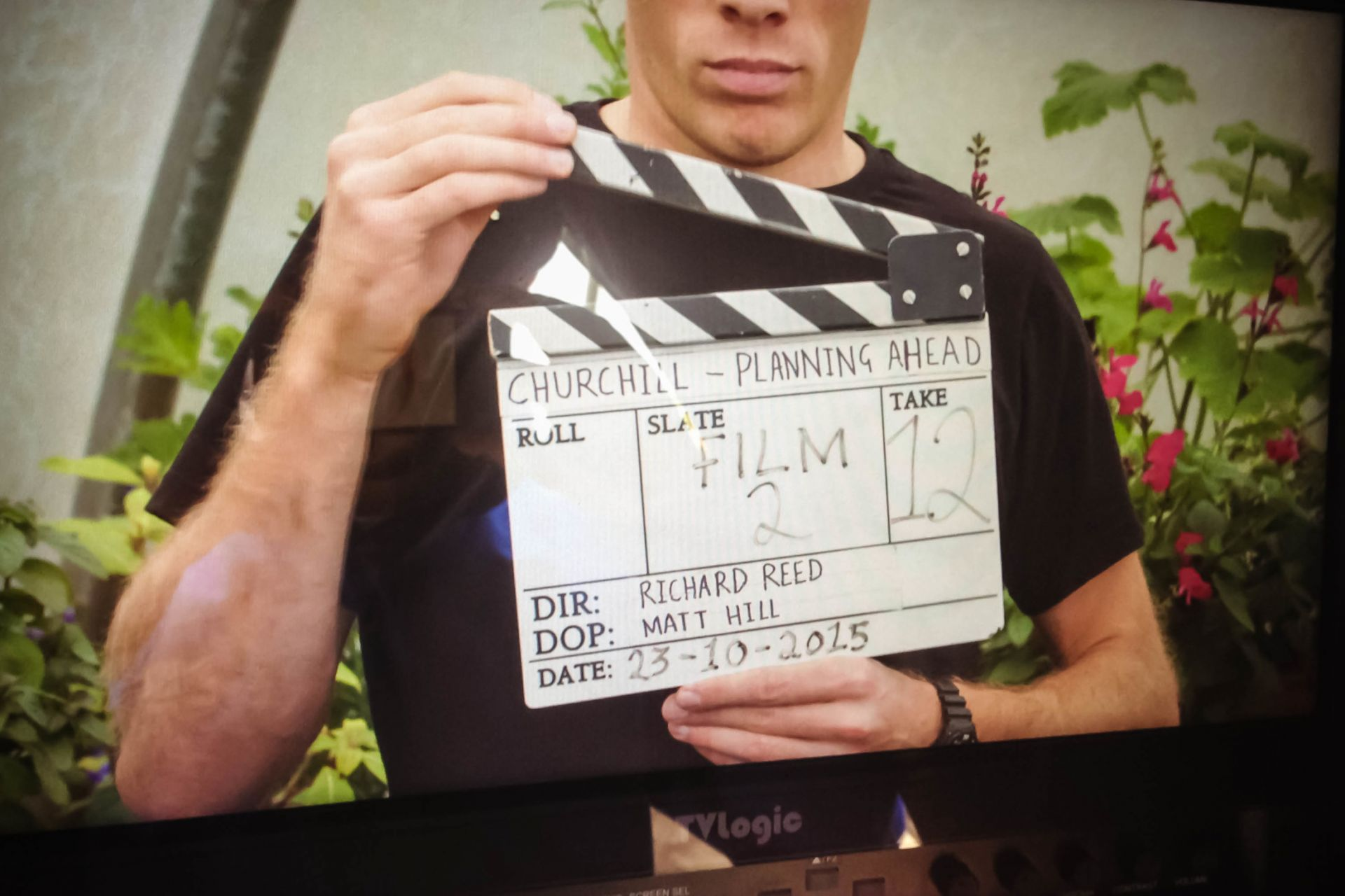 Clapperboard Video Editor