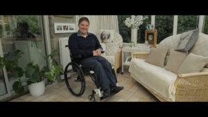Lourdes Order of malta Wheelchair