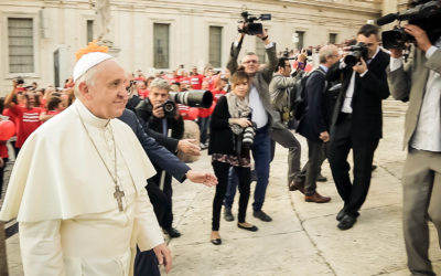 Highlights – Filming the Pope