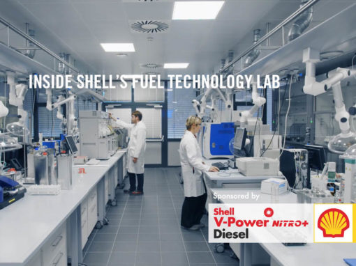"Telegraph – ""How Shell V-Power Nitro+ Diesel is made"""