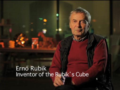 BBC Witness – Rubik's Cube