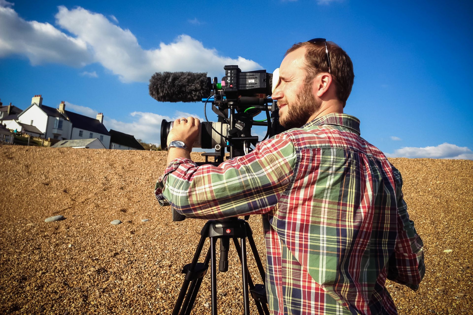 Richard Reed Cameraman