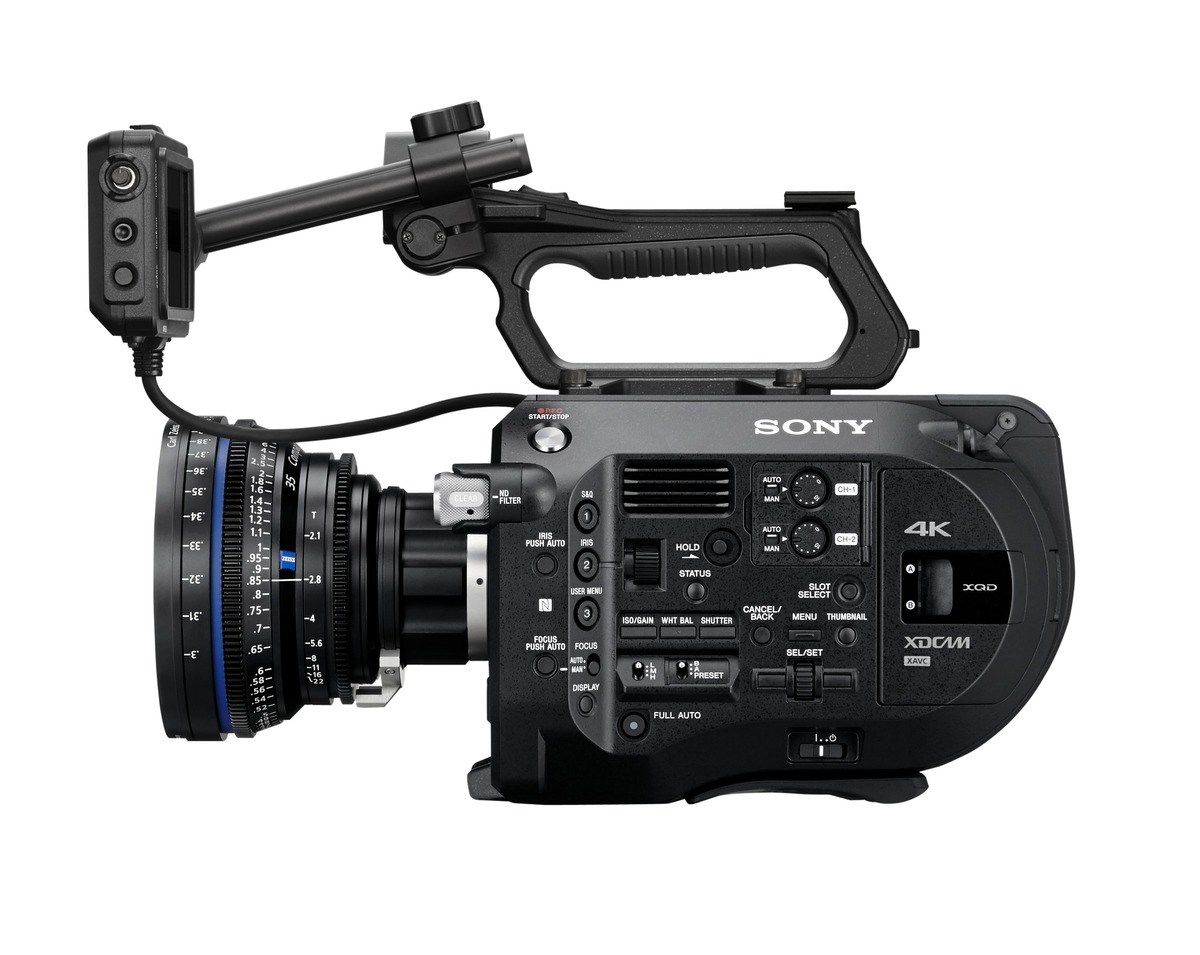 Sony FS7 Camera Rig