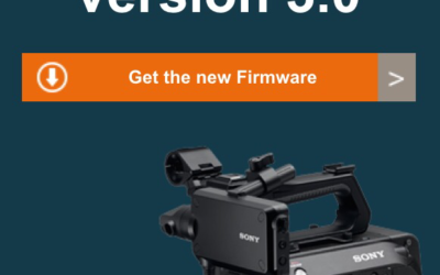 New! Sony FS7 V3 Firmware